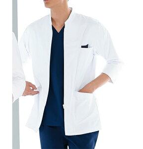ジャケット カーディガン ドクター ホワイト