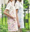 LW503 モンブラン LAURA ASHLEYエプロン (医療用白衣 看護師用 ナース服 ナースウェア ナースウエア 通販 楽天 白衣ネット)