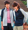 243 KAZENカゼン ジャージジャケット(男女兼用) グレー ネイビー 通販 楽天 白衣ネット