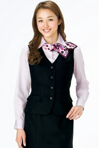 事務服BONMAXボンマックスRB4136Rizal(ブラウス)長袖ブラウスサイズ:7号〜15号事務服制服