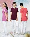 スク ラブ 白衣ワコール HIコレクションHI700 スクラブサイズ:S~3L