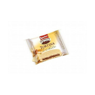 ローカー トルティーナホワイト1p(21g)×24個 輸入菓子