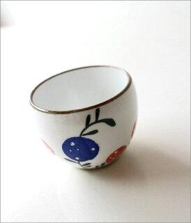粉引花の実丸煎茶