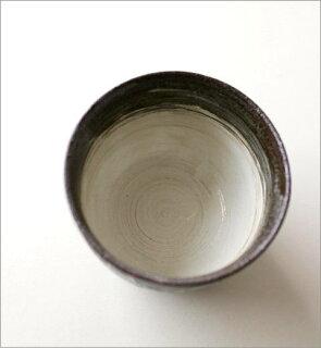 煎茶碗うさぎ(黒)