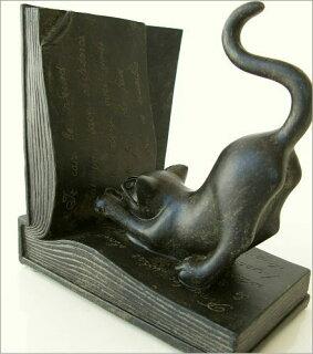 ネコのブックエンド(2)
