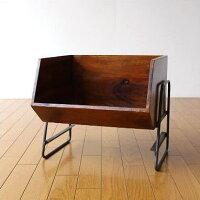 収納ボックス BOX スタッキング 収納ラック 木製 ストッカー シーシャムボックススタンド