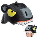 HELMET(ヘルメット)動物:ブラックパンサーCrazy-Stuff(クレイジースタッフ)子供用ヘルメット【02P01Sep13】【RCP】