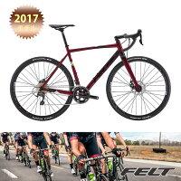 【2017NEWモデル】FELT(フェルト)F85Xシクロクロスバイク【送料プランC】【完全組立】