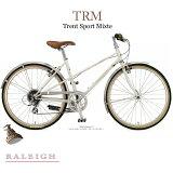 【エントリでP最大4倍(12/8 10時まで)】【表示価格より割引!価格はメールにて】2015継続モデルRALEIGN(ラレー)TM7(トレントスポーツミキスト700)クロスバイク