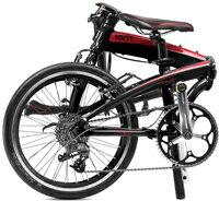 TERN(ターン)VERGEP9EKO(ヴァージュP9EKO)2016モデル折り畳み・フォールディングバイク【送料プランC】