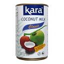 【ハラル認証】Kara ココナッツミルク(425ml)【HALAL(ハラール)】
