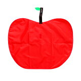 【レビューでメール便】ハンナフラ りんごおむつ替えシート | りんご【おむつ用品】【おでかけ】【かわいい】【ギフト】【Hanna Hula】02P29Apr15