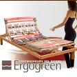エルゴメッド 電動ベッドフレーム(E2) シングルウッドスプリング・ベッド※ヘッドボードはオプション【イタリア製】【送料無料】