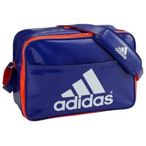 アディダス(adidas)エナメルショルダーバッグL(Z7679)S92811ナイトフラッシュ