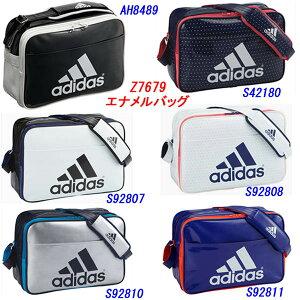 アディダス(adidas)エナメルショルダーバッグL(Z7679)