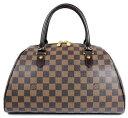 【中古】【美品】LOUIS VUITTON ルイヴィトン リベラMM ダミエ N41434 バッグ