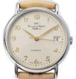 【中古】【美品】IWC アイダブルシー ポートフィノ 3513 メンズ オートマ IW351319 自動巻き時計