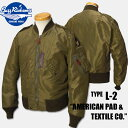 BUZZ RICKSON 039 S(バズリクソンズ) Type L-2 AMERICAN PAD TEXTILE CO. 【BR11130】