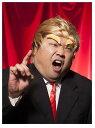 なりきりかつら トランプさんセット ドナルド・トランプ アメリカ大統領マスク ものまね なりきりカツラ