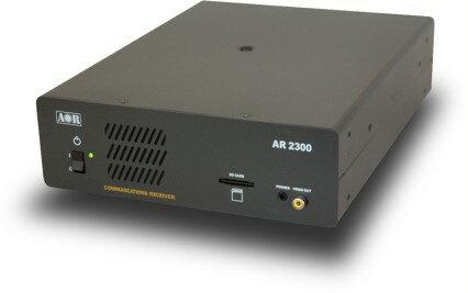 【送料無料】 AOR(エーオーアール) PC制御型 ブラック・ボックス受信機 AR2300