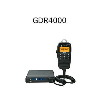 【送料無料】MOTOROLA/YAESU(モトローラ・ヤエス) GDR4000(GDR-4000)