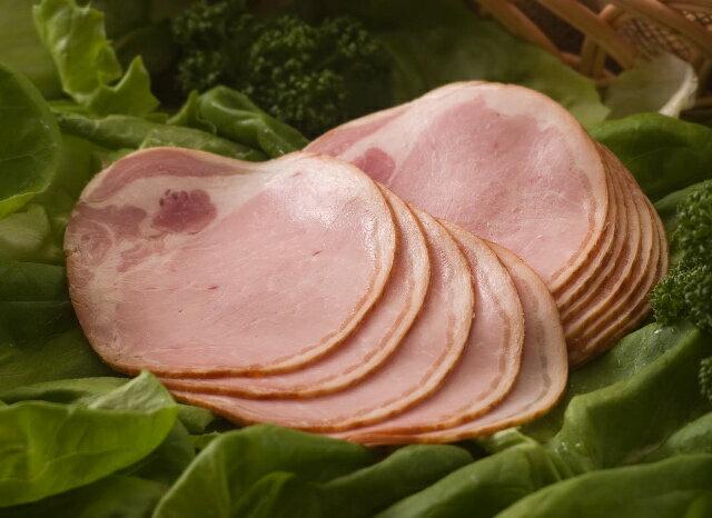 厳選した上質の豚ロースを使用した最高級品♪2003年ズーファ金賞受賞 ロースハム (200gパック)