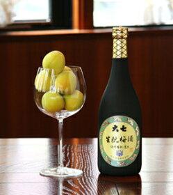 「日本酒地酒福島県」大七酒造純米キモト原酒仕込み大七生もと梅酒/箱付