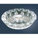 灰皿 【ガラス グローリー 灰皿 P-05516-JAN】 P-05516 高さ55 直径:210 【業務用】【グループA】