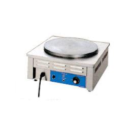 クレープ焼器 電気式 cm-410【業務用】【送料無料】