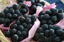 ナガノパープル葡萄取寄販売 長野県産。種なし皮ごと食べられるぶどうを通販で 3房入