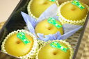 新潟幸水通販 しろね地区糖度約13度の和梨を販売取寄。一糖賞・糖鮮確実 小箱 約5玉〜約6玉 新潟産