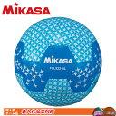 名入れ対応! ミカサ フットサルボール 4号球 レジャー用 FLL522-BL