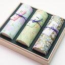 花くらべ 3種 桐箱 進物線香  ●お仏壇・仏具の浜屋