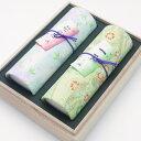 花くらべ 2種 桐箱 進物線香  ●お仏壇・仏具の浜屋