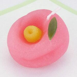 冬の和菓子キャンドル