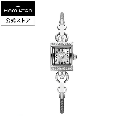 ハミルトン 公式 腕時計 Hamilton Lady Vintage アメリカンクラシック レディハミルトン ヴィンテージ レディース メタル | 正規品 時計 ブレスレットウォッチ ギフト ブレスレット レディース腕時計 ブランド腕時計 レディースウォッチ 女性 メタルバンド