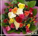 香り 生花 バラ 花束 あす楽 母の日 誕生日 敬老の日 即...
