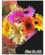 【送料無料】大輪ガーベラの花束☆送料・画像送信・メッセージカード・ラッピング・のし代等は日頃の感謝の気持ちを込めて当店が負担します!!【母の日】 【誕生日】【敬老の日】