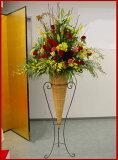 お祝い用生花スタンド開店祝い/周年記念