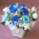 お母さんのイメージカラーで選ぶ母の日に枯れないお花【☆カラーで選べる☆プリザーブドフラワ...