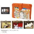 マンハッタナーズ Manhattaner's 二つ折り財布 レディース 猫 ねこ 075-8522 075-8562 075-8942 075-8982【コンビニ受取対応商品】