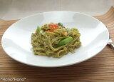 ホワイト食器・メタリムスープ皿 23.5xH4.7cm