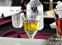 白線 食前酒グラス ミニグラス 65cc 透明台 ガラス // ぐいのみ おちょこ 和食器