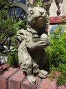 ガーデニング ガーデン 雑貨『English Large Squirrel』