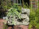 ガーデニング ガーデン リス イングリッシュ 英国 雑貨 ストーン製【花遊び】【NEW】 『Squirrel Stone Pot』