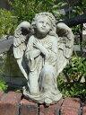 ガーデニング ガーデン 雑貨『English Angel kneel down in prayer』