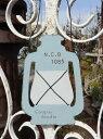 ハンギング ガーデニング ガーデン『ランタン♪プレート・ブルー』