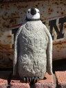 ペンギン 置物 樹脂 アニマル 動物雑貨 ガーデニング ガーデン【花遊び】『ガーデン ペンギン』