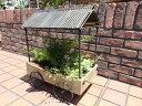 ガーデニング ガーデン 雑貨 三輪車 ポット インテリア プランター アイアン 寄せ植え