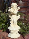 ガーデニング ガーデン 雑貨『小鳥エンジェルローズスタンド』